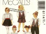 McCall's 6114 B