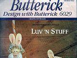 Butterick 6029