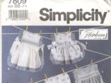 Simplicity 7809 B