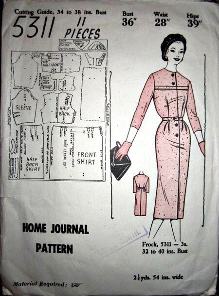 Home Journal 5311