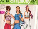 Simplicity 5794