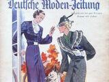 Deutsche Moden-Zeitung No. 2 Vol. 46 1936