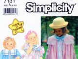 Simplicity 7131 B