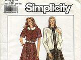 Simplicity 9553 A