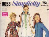 Simplicity 8053 A