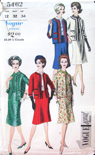 Vogue 5462