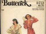 Butterick 5713