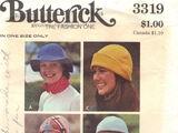 Butterick 3319 A