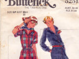 Butterick 5251 A