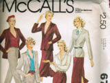 McCall's 6725 A