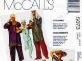 McCall's 5073 B