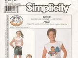 Simplicity 9215 B