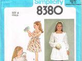 Simplicity 8380 B