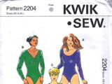 Kwik Sew 2204