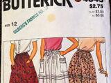 Butterick 4345 A