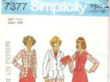 Simplicity 7377