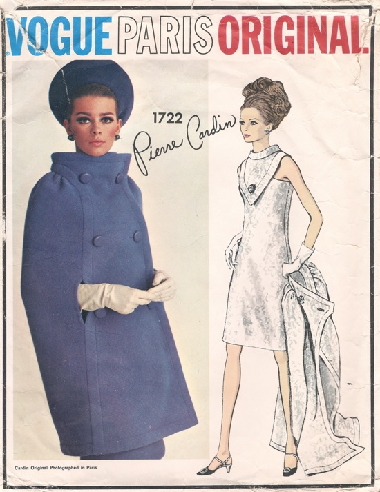 Vogue 1722 Vintage Sewing Patterns Fandom Powered By Wikia
