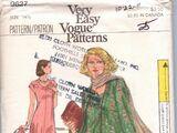 Vogue 9627 A
