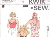Kwik Sew 2211