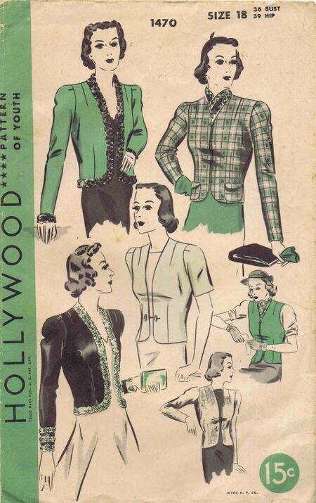 Hollywood 1944 1470