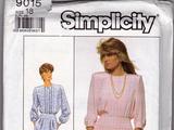Simplicity 9015 B
