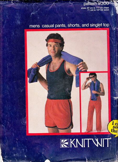 Knitwit 9300 | Vintage Sewing Patterns | FANDOM powered by Wikia