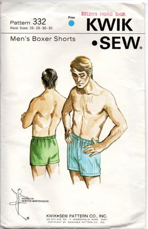 Kwick Sew 332