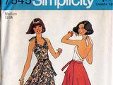 Simplicity 7545 A