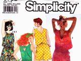 Simplicity 9752 A