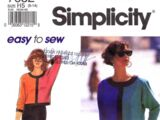 Simplicity 7652 B
