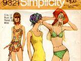 Simplicity 9321