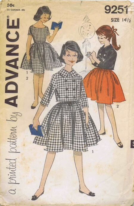 Advance 1960 9251