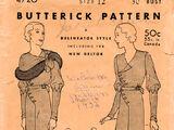 Butterick 4720 D