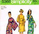 Simplicity 5366 A