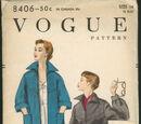 Vogue 8406