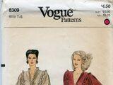 Vogue 8309 A