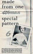 Woman Blouse Pattern