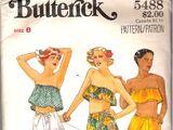 Butterick 5488