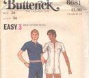 Butterick 6681