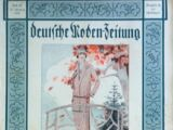 Deutsche Moden-Zeitung No. 25 Vol. 33 1924
