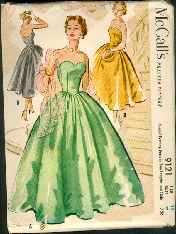McCall\'s 9121 | Vintage Sewing Patterns | FANDOM powered by Wikia