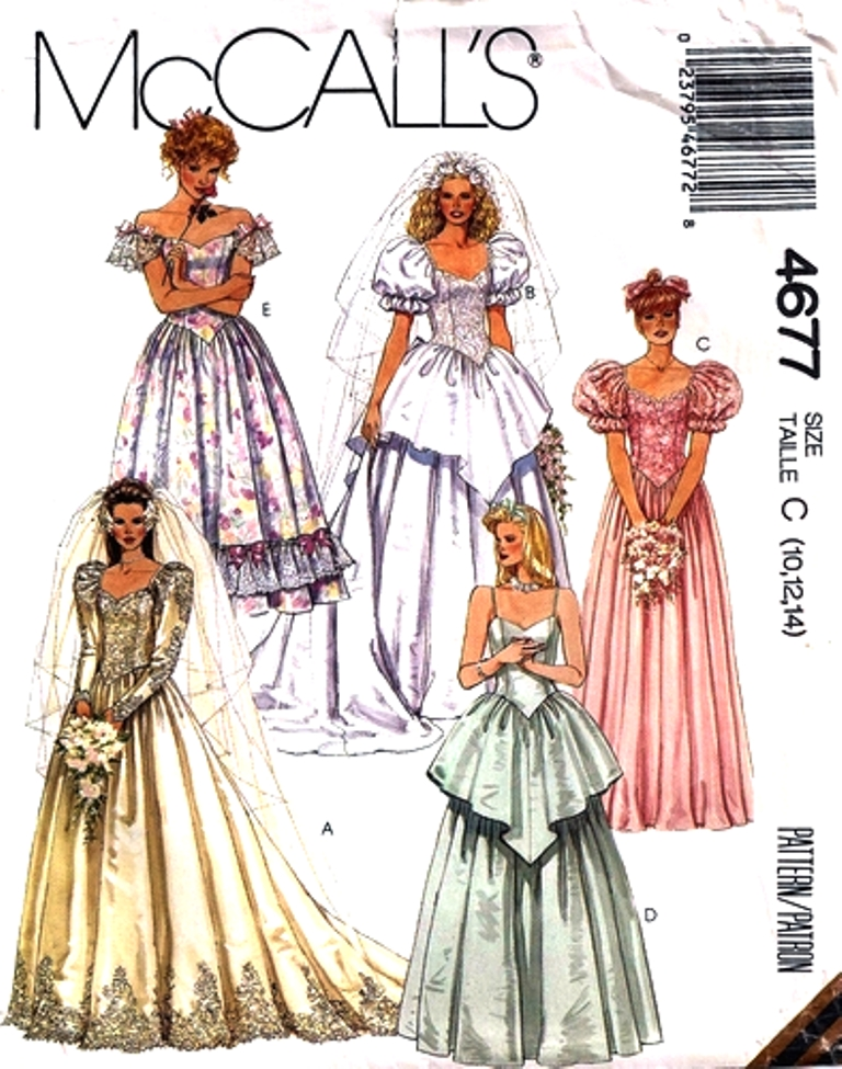 McCall\'s 4677 | Vintage Sewing Patterns | FANDOM powered by Wikia