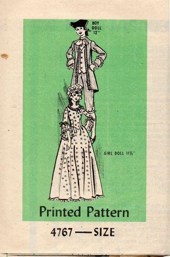 Printed Pattern 4767