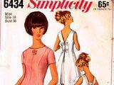 Simplicity 6434