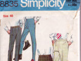 Simplicity 8835