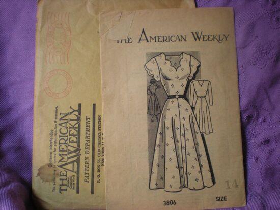 American Weekly 3806 image
