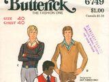 Butterick 6749