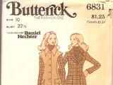 Butterick 6831