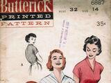 Butterick 6887