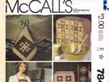 McCall's 7843